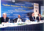 """Indian Insurance : The Way Forward"""